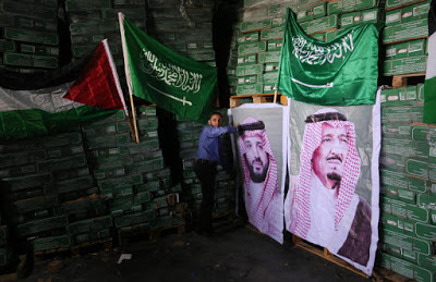 Saudis put Palestinians on trial over vague claims