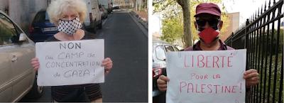 Raccolta per le famiglie bisognose di Gaza