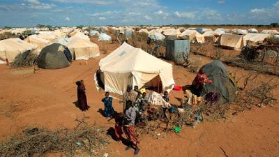 Kenya bans entry to two refugee camps hosting 400,000 people