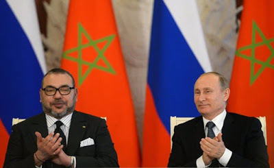 The plundering of the Saharawi fishing grounds: Russia caught red-handed