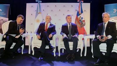 Macri, las fundaciones y la CIA