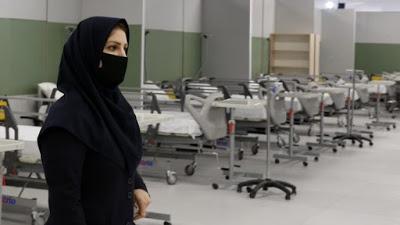 Iran sanctions and sickness