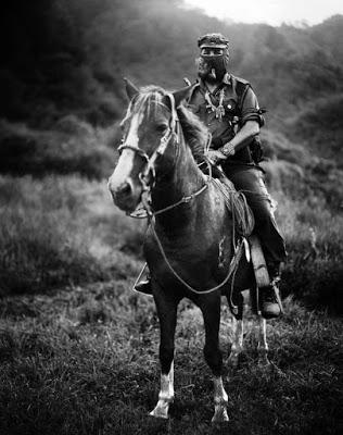 El caballo de Zapata