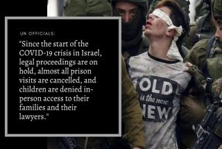 Report speciale: l'ONU invita Israele a liberare i bambini palestinesi prigionieri