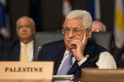 L'inamovibile Abbas, il miglior amministratore dell'occupazione a favore degli interessi israeliani.