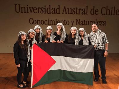 Nelle università cilene cresce la denuncia contro Israele: un'altra vittoria della campagna BDS in America Latina.