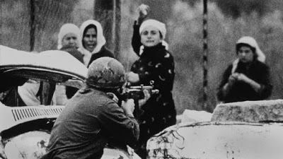 Il mio primo lockdown durante la Prima Intifada Palestinese