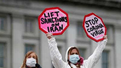 Sanctions make Iran's coronavirus crisis more deadly