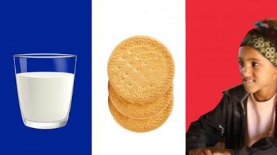 France's false charity