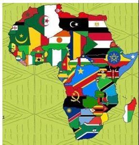 """Una """"provocación"""" de la ministra """"socialista obrera"""" española de Asuntos Exteriores: Arancha González Laya borra la bandera saharaui del mapa político de África"""
