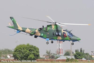 Nigeria in guerra con gli elicotteri di Leonardo-Finmeccanica