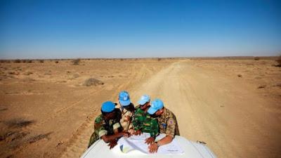 La position irrésolue du Conseil de sécurité de l'ONU sur l'autodétermination au Sahara occidental