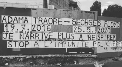 Is comparing France and USA irrelevant? About the mobilizations for George Floyd and Adama Traoré