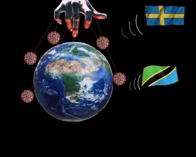 CoViD-19: Svezia e Tanzania disobbedienti, a chi?