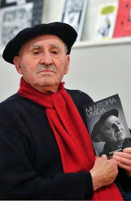 En memoria del histórico militante anarquista Lucio Urtubia