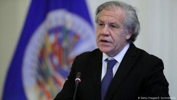 Eklat bei OAS: Almagro legt sich mit Menschenrechtskommission an