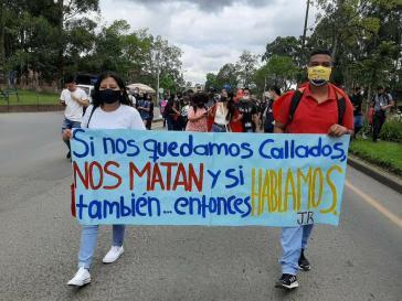 Ratlosigkeit und Entsetzen in Kolumbien nach weiteren Massakern