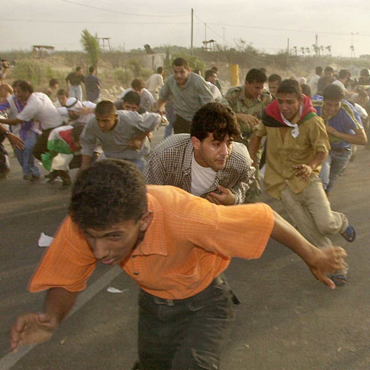 The second intifada, 20 years on: Thousands died in a struggle that failed