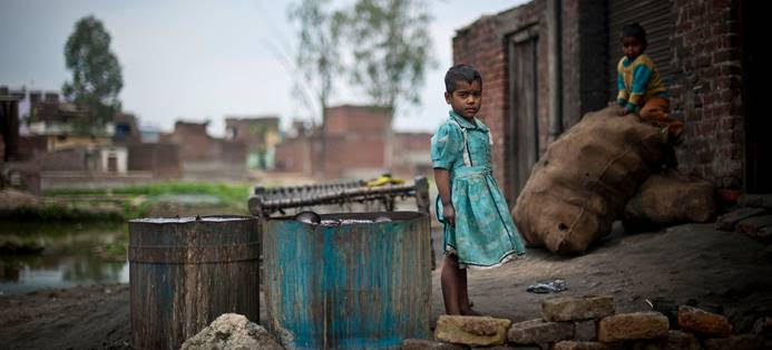 One in Six Children + Lives in Extreme Poverty – Set to Rise During The Current Pandemic