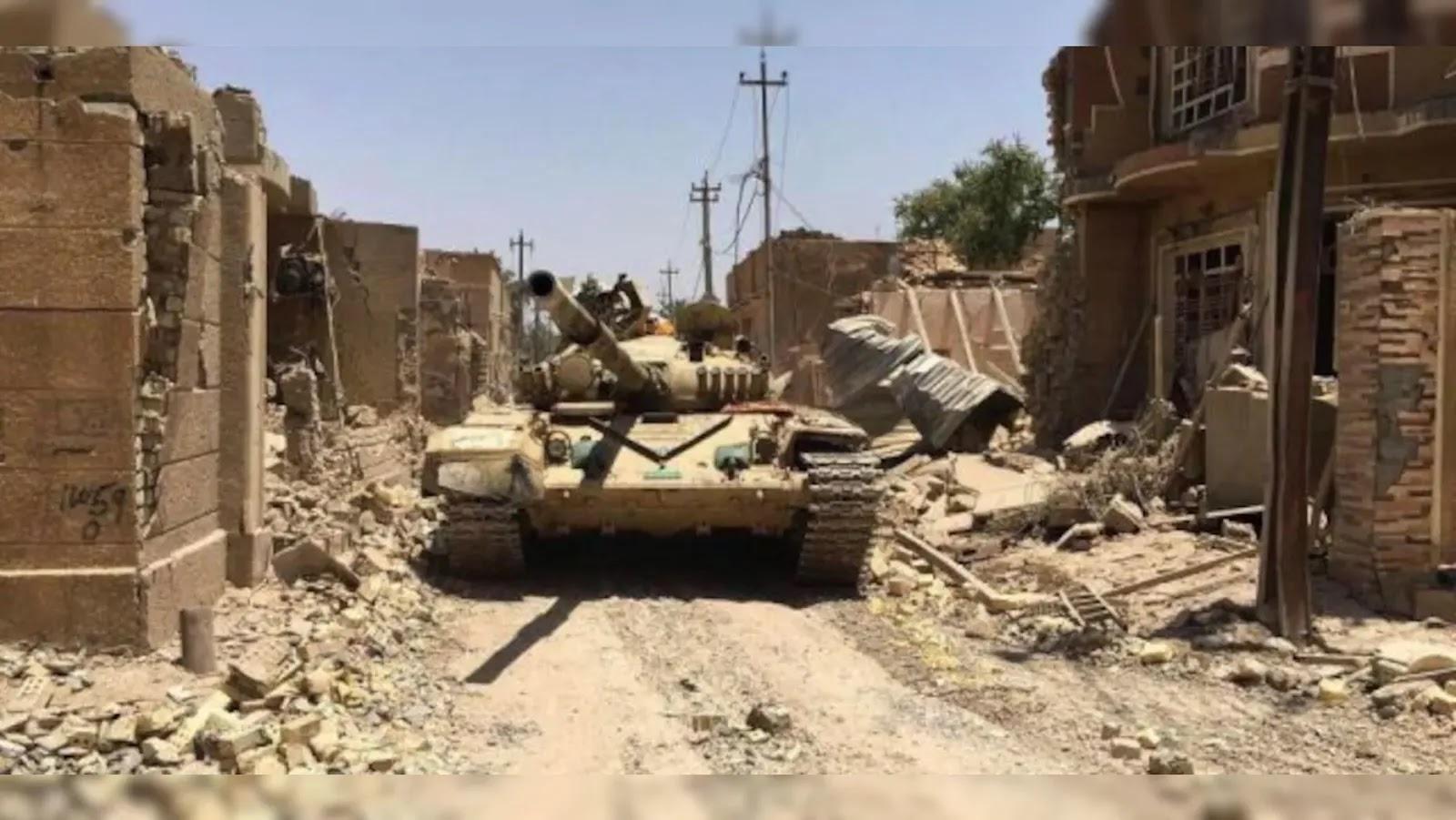 Imperio de E.E.U.U. libra guerra de 30 años contra Irak