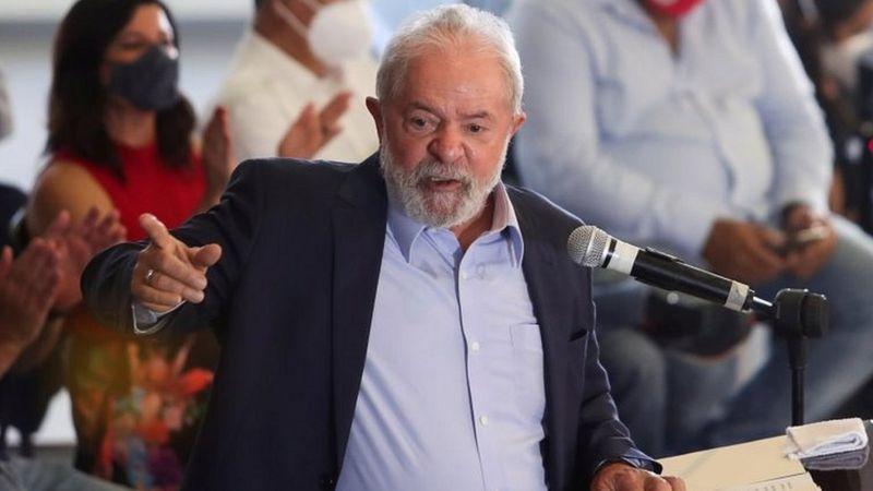 Lula da Silva: la Corte Suprema de Brasil ratifica el fallo que le permitiría presentarse a las presidenciales de 2022