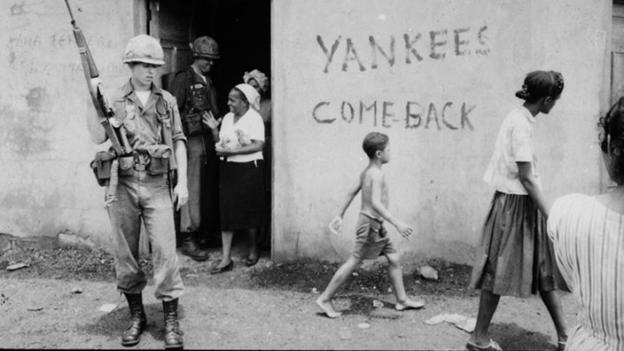 Historia. El día que Estados Unidos invadió República Dominicana