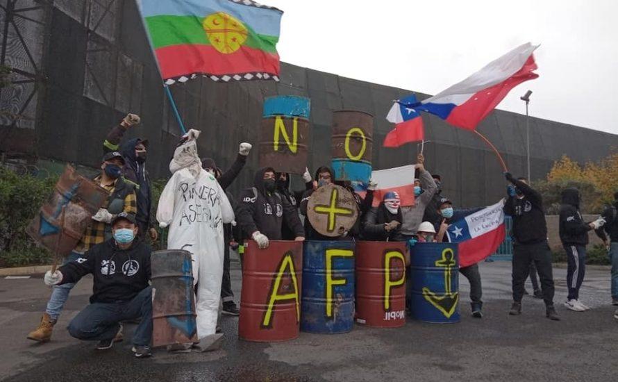 Chile: Hafenarbeiter besiegen rechte Regierung – Gesundheits-Generalstreik am Freitag