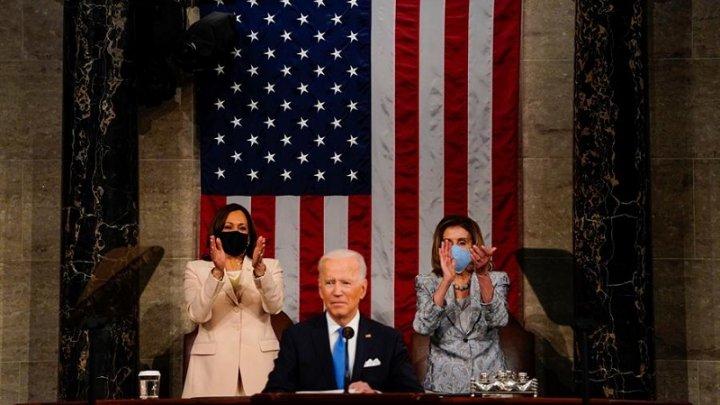 Discurso en el Congreso. Las promesas de Biden y el intento de revertir la degradada hegemonía estadounidense