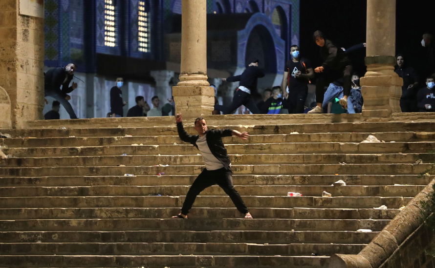 Israelische Unterdrückung der Palästinenser:innen geht inmitten der Sheikh Jarrah-Proteste weiter