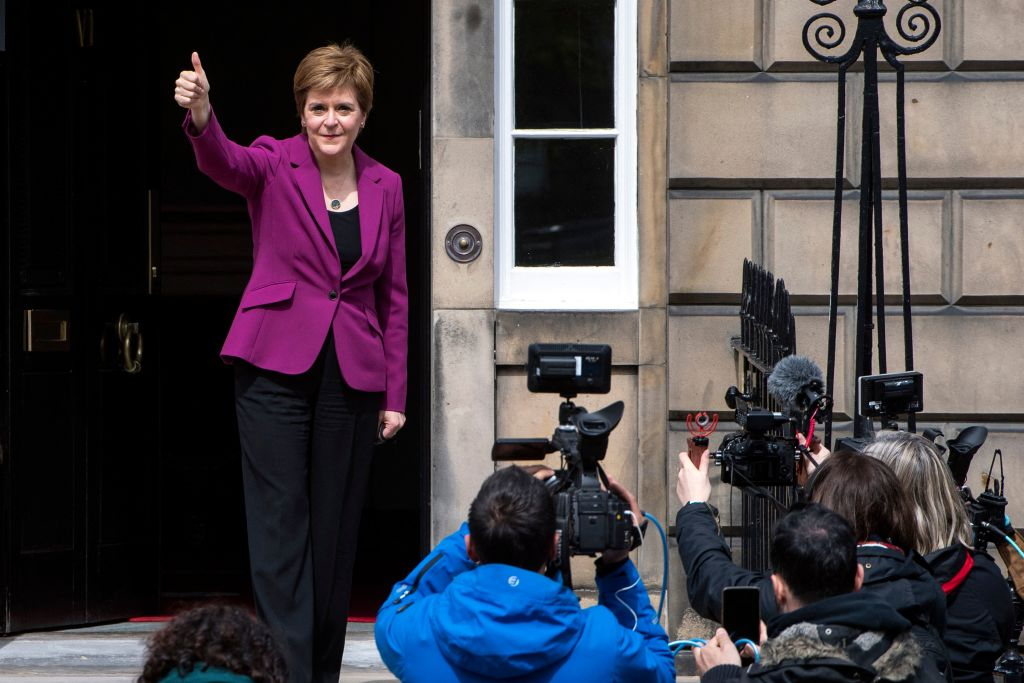 Scottish Independence Will Dominate British Politics for Years
