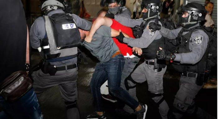 Provocación en Jerusalén: reprimen a palestinos y habilitan marcha de la derecha israelí